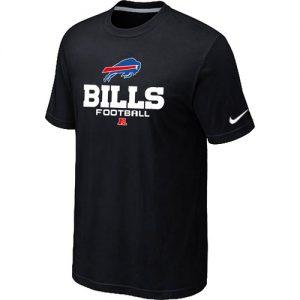 Nike Buffalo Bills Critical Victory NFL T-Shirt - Black